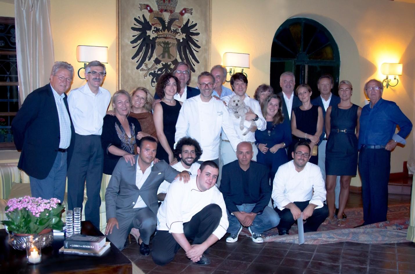 """News Massimo Bottura Marco Felluga """"Cucina E Vini D'autore #A27329 1430 945 Mattonelle Per Cucina Disegnate"""